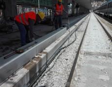 Trieste – iniziati i lavori presso la stazione centrale