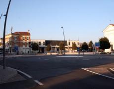 Riqualificazione piazza Fiume Veneto VI lotto