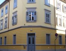 Gorizia recupero di un edificio per 8 alloggi